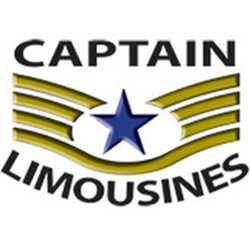 Captain Limousines logo